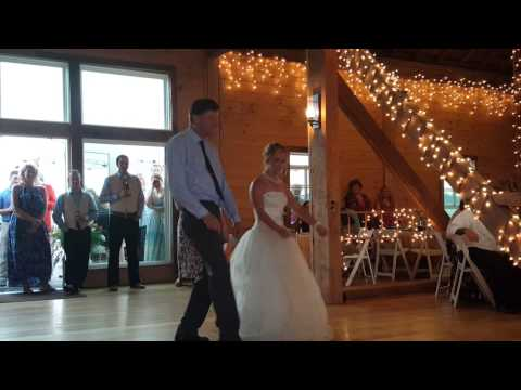 Best Father Daughter Dance of 2015 (Missi's father/daughter dance)