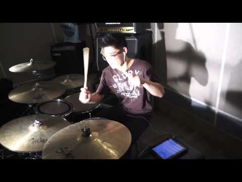 TK - Westlife - Uptown Girl Drum Cover