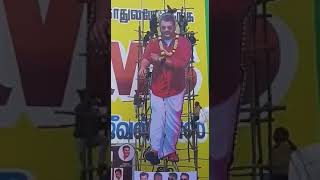 Ajith cut out falls down, fans get injured - Visuvasam movie cut out falls down