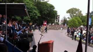 Bicentenario Batalla de Salta y Honores Ejercito de Chile