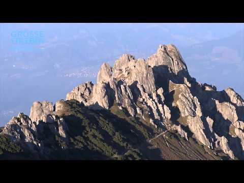 Visit Liechtenstein - Fürstensteig und Drei Schwestern - Brought to you by Tour Advisor TV