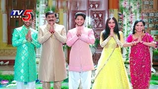 Must Watch   Gali Janardhan Reddy Daughter Wedding Invitation Stuns Us   TV5 News