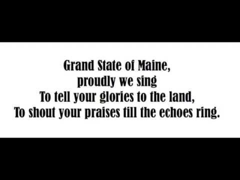 Grand State of Maine