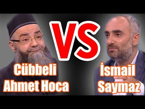 İsmail Saymaz ve Cübbeli Ahmet Hoca Cemaat ve Vakıfları Tartıştı!