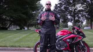 Joe Rocket RS-2 Two Piece Rainsuit Review - Jafrum.com