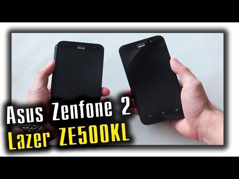 Обзор Asus Zenfone 2 Lazer ZE500KL - годный бюджетник до 15000