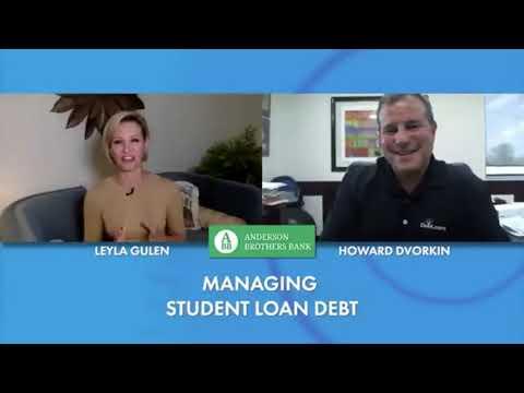 Howard Dvorkin Fox24 Managing Debt in Uncertain Times