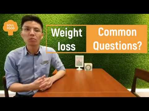Common questions: weight loss consultations