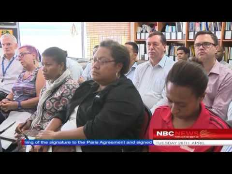NBC News - Waterfront development in PNG
