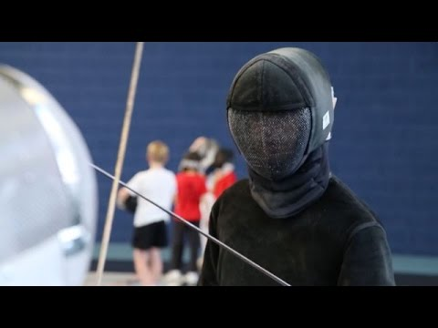 Jersey Fencing Training Camp