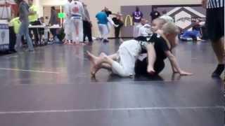 Lucas, Dayton Ohio Jiu-Jitsu at OGC, 1st round, No-gi