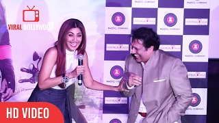 Shilpa Shetty At Govinda  Aa Gaya Hero Trailer Launch | Viralbollywood