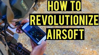 A Revolution in Airsoft | The Blue Fox Tracker Explained