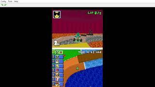 Un Hack De Mario Kart DS - Mario Kart Zero (Parte 1)
