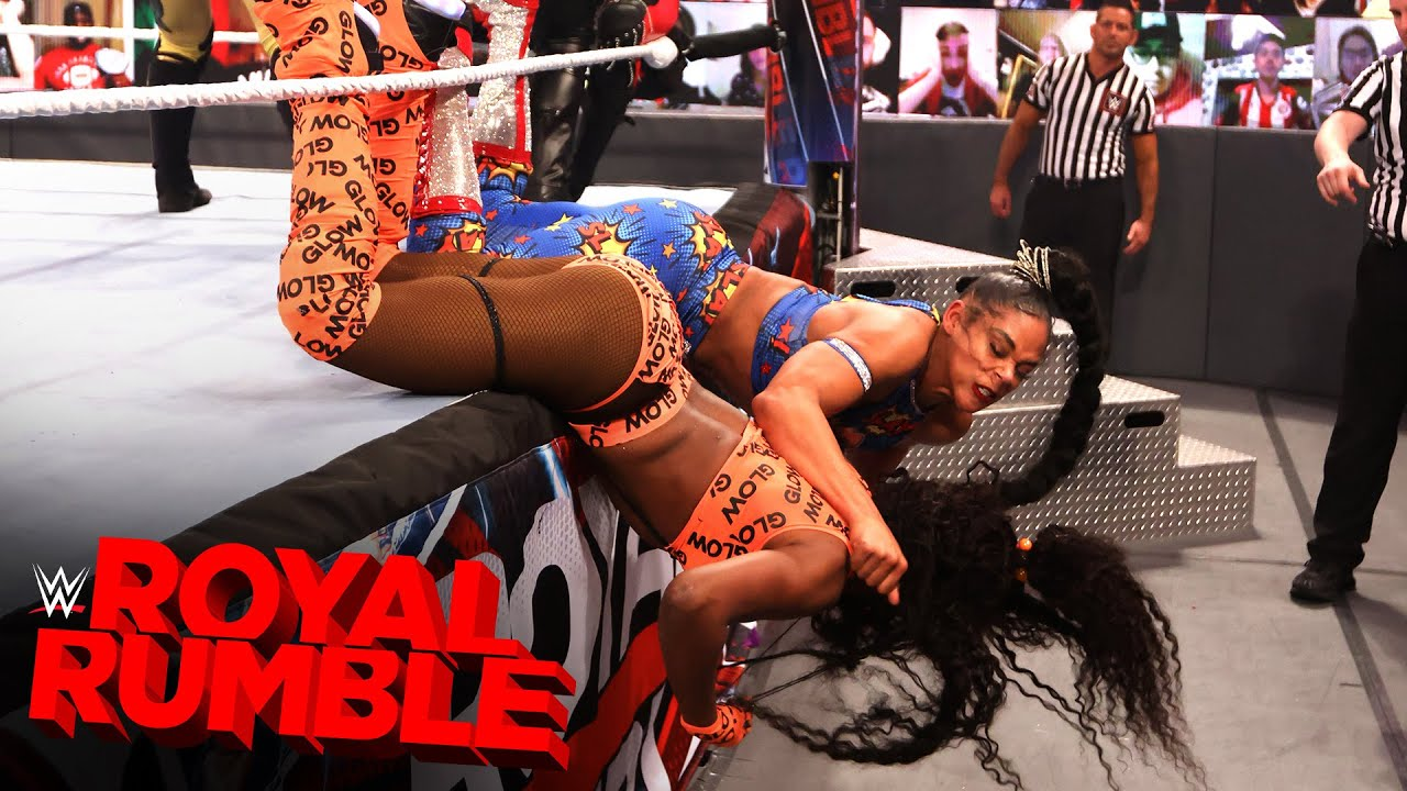 Bianca Belair Talks Hair Spot With Naomi In Royal Rumble Match