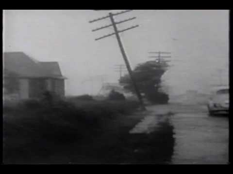 The Great New England Hurricane of 1938