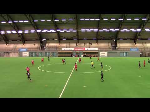 2017 10 21 FCN U15   Crystal Palace 1 1