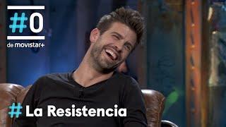 LA RESISTENCIA - Entrevista a Gerard Piqué   #LaResistencia 10.10.2019