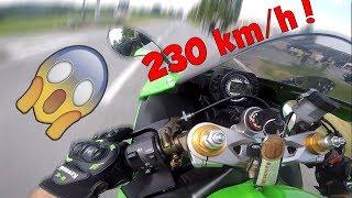 230 KM/H davanti al raduno?! - L