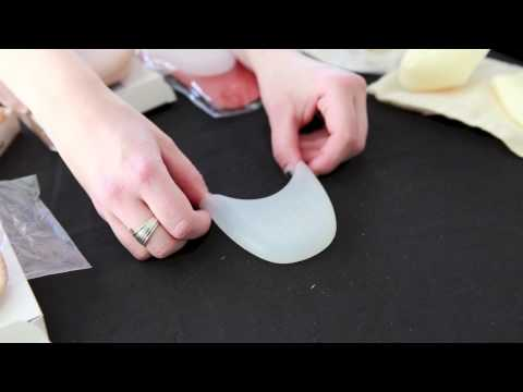 Nicole and Claire on Pointe Shoe Pads and Accessories