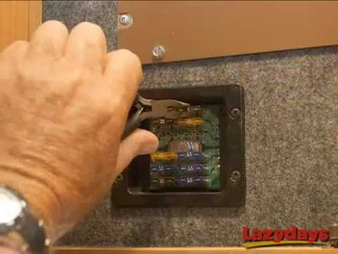using a test light to check rv fuses video using a test light to check rv fuses video