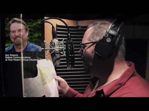 """Recording, """"The General"""" Television Commercial"""