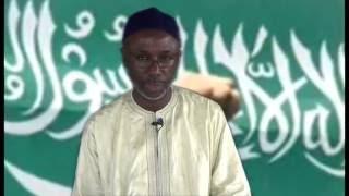 بيان من قبل الرئيس للتجمع الإسلامي في السنغال الشيخ مختار كيبي بشأن الأزمة في فلسطين