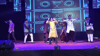 Best Sangeet Dance on Tunak tunak tun| Ruchi weds Prashant| #Rushant