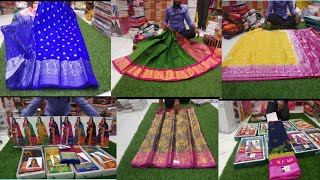 Hyderabad Madina Wholesale New Arrival Fancy Sarees Collection.Purchase Through WhatsApp &Video call