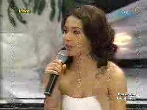 Jaya 'You & Me Against the World' Rudy Fernandez 6/11/08