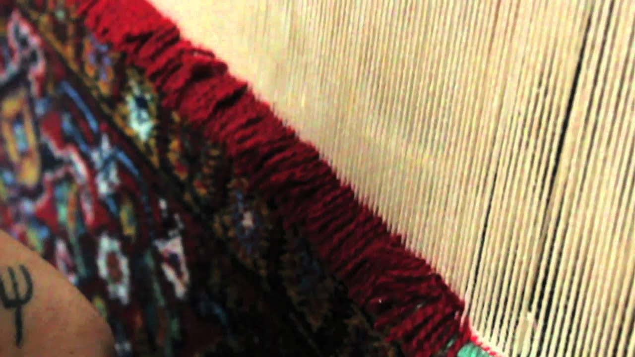 COLORS OF MY CULTURE A Reflection on Persian Rug Weaving  YouTube