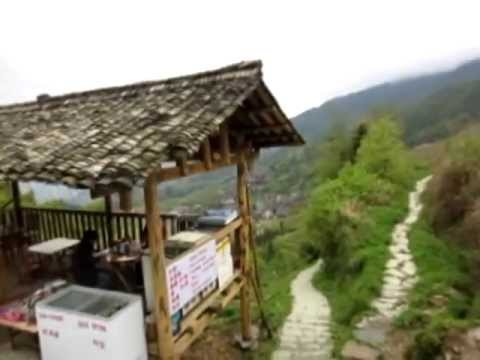 Longsheng Rice Terraces (龙胜梯田) Adventures - Part 3: DaZhai to Ping'An Village