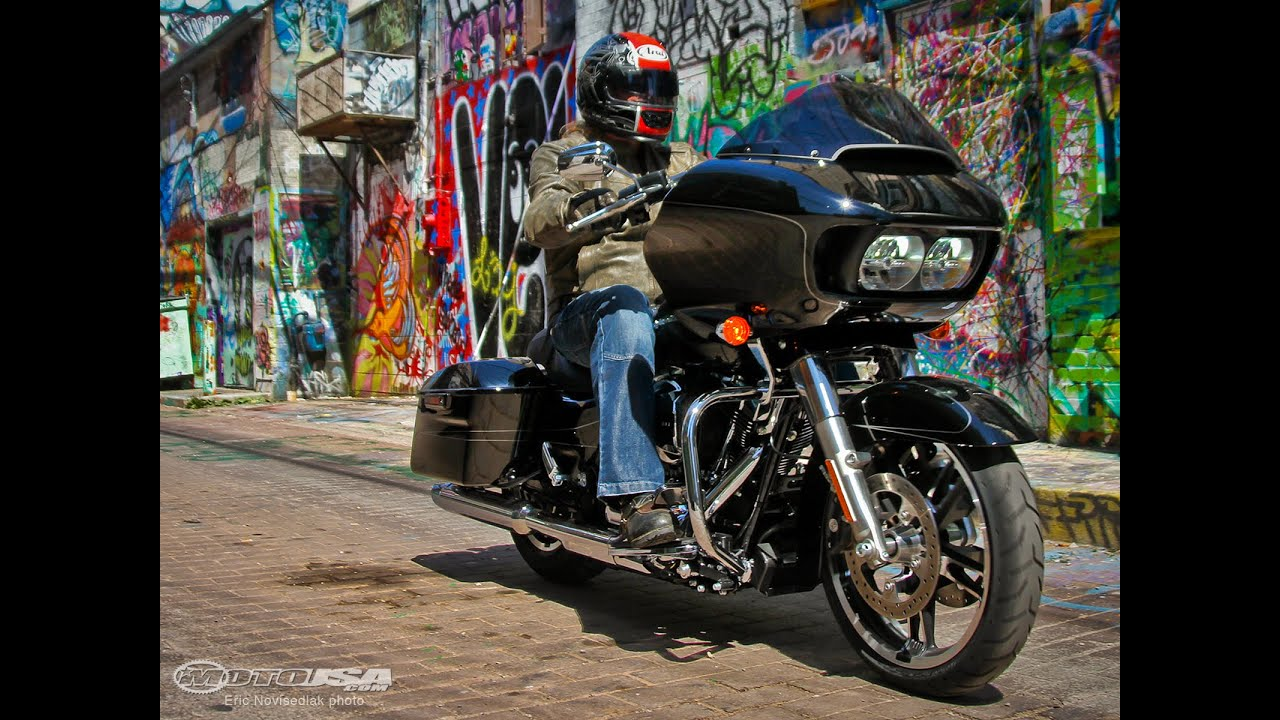 First Harley Davidson: 2015 Harley-Davidson Road Glide First Ride
