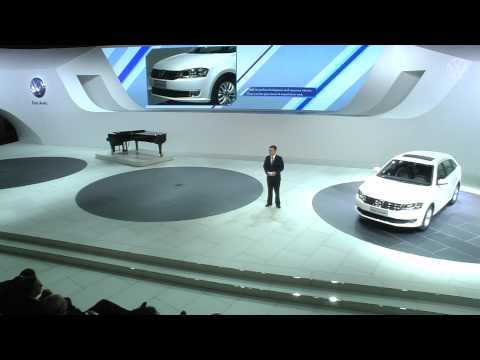 Volkswagen Pressconference Auto Shanghai 2013