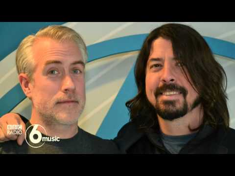 Dave Grohl on classic artists he loves