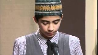 Gulshan-e-Waqfe Nau Atfal, 7 Mar 2010, Educational class with Hadhrat Mirza Masroor Ahmad(aba)