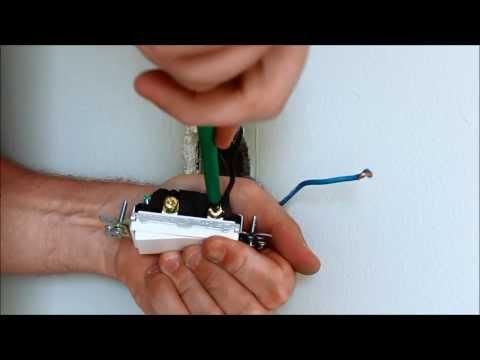 surface mount hook up socket