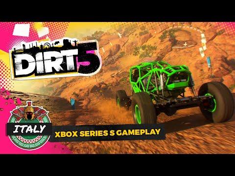 DIRT 5   Xbox Series S   Official Next-Gen Gameplay