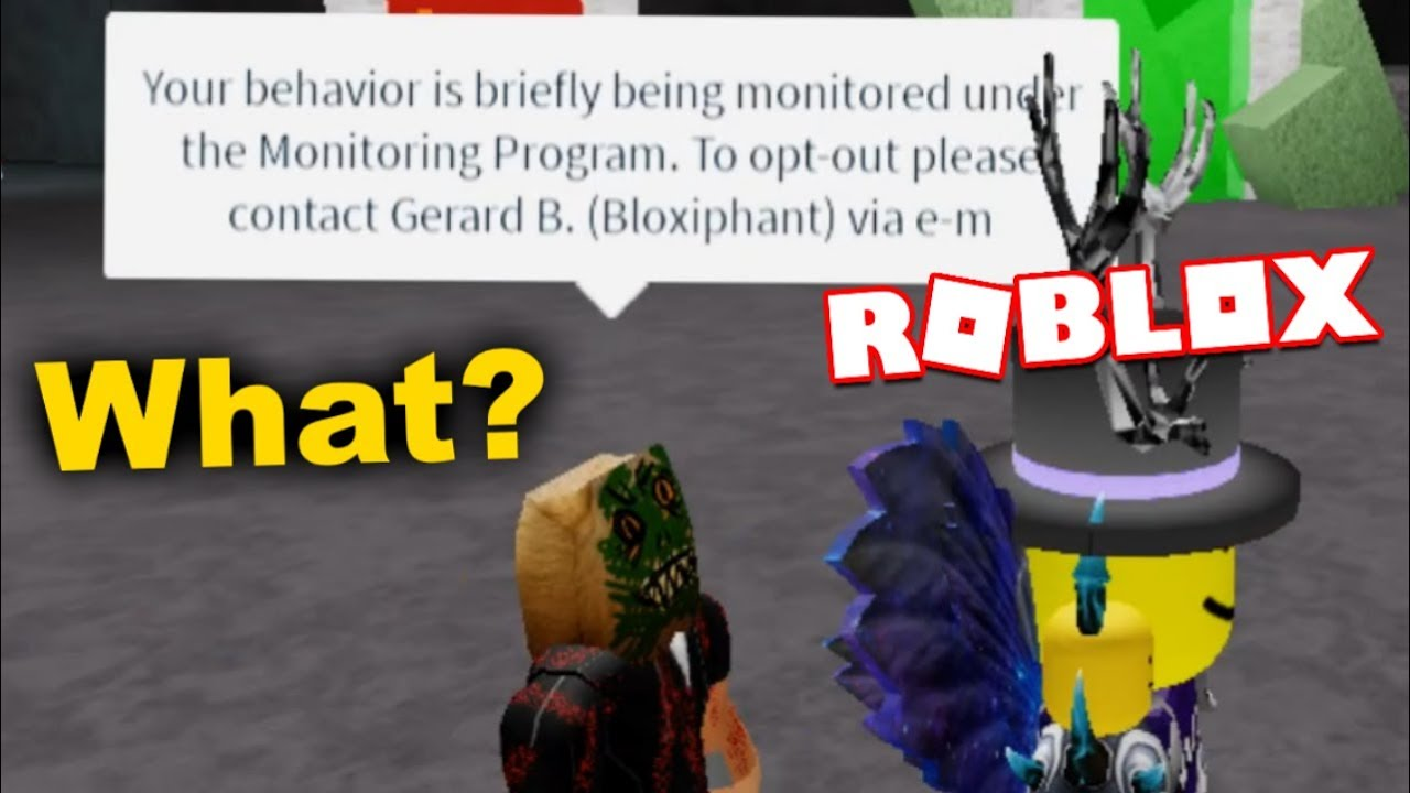 The New Roblox Scam Bots Explained Youtube