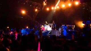 X Japan world tour live in Hong Kong 2011 - Happy Birthday to PATA