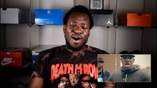 JDZmedia - Bugzy Malone [SPITFIRE] REACTION