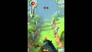 iJoynt : Temple Run:メリダとおそろしの森 プレイ動画