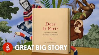 Everything You Wanted to Know About Animal Farts