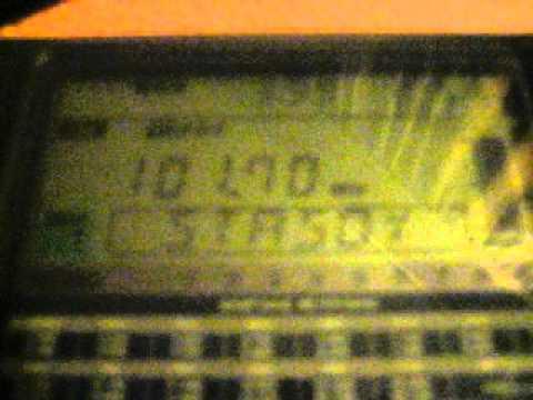 FM radio bandscan in Thessaloniki, Greece (28/5/12)