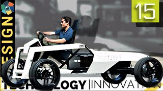 Download 15 Innovative Electric Vehicles | Are Electric Vehicles The Future? Mp3 and Videos