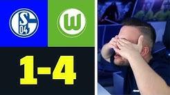 REALTALK über SCHALKE - WOLFSBURG 😒 REALTALK über SCHALKE 😡| GamerBrother Stream Highlights