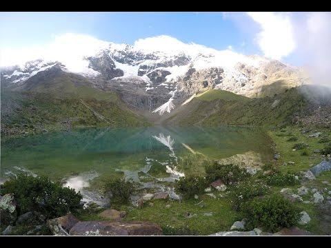 Peru seen through the lens of a GoPro 2015