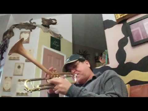 The Correct Trumpet Embouchure.