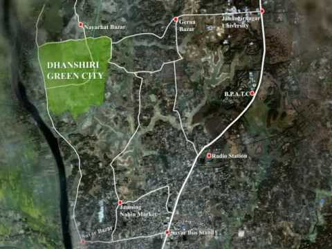 Dhanshiri Green City English Version