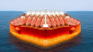 15 Biggest Ships in the World!